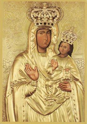 Зарваницька чудотворна ікона Пресвятої Богородиці