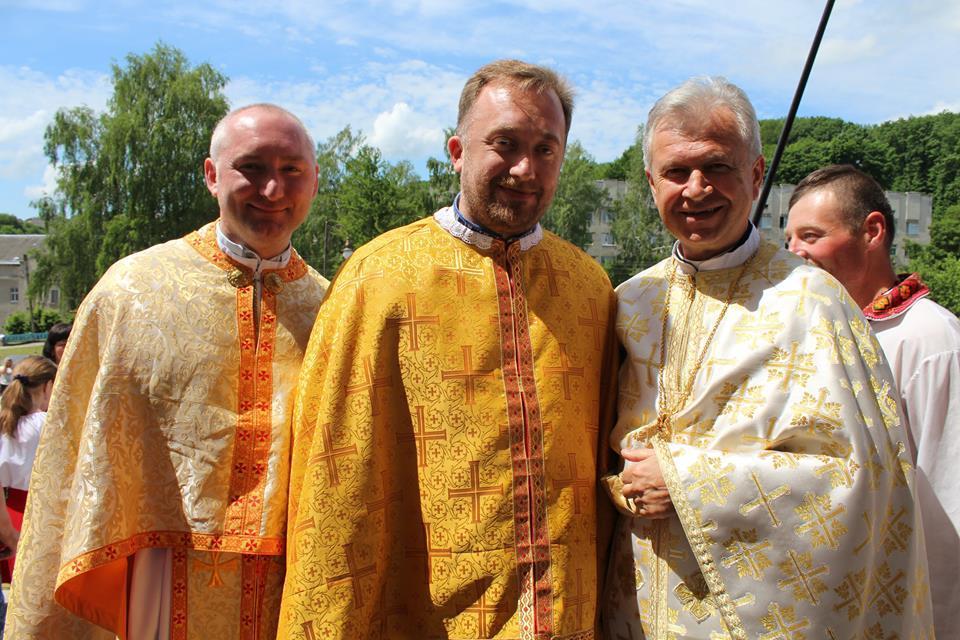Відбулась V Всеукраїнська проща духовенства УГКЦ у Перемишлянах у якій взяли участь наші священики