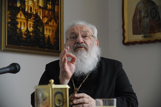 Митрополит Кир Ігор (Возняк) розповів де мешкав Блаженніший Любомир у Львові