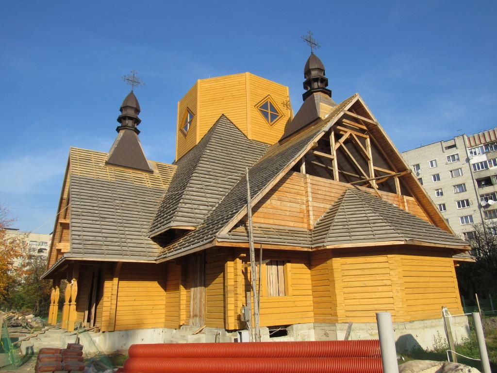 Будова храму жовтень,17