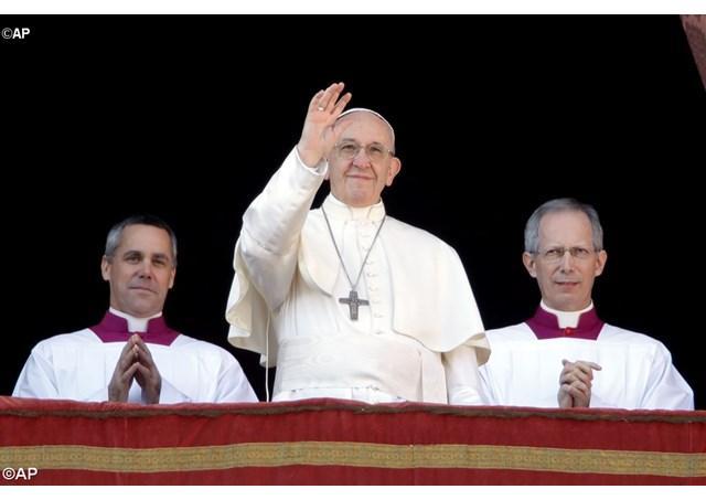 Різдвяне послання «Urbi et Orbi» Папи Франциска 2017 року